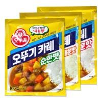 Bumbu Ottogi Curry Mild / Hot Powder 100gram