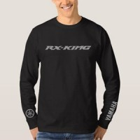 Tshirt / Kaos / Baju RX-King Lengan Panjang