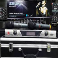 Mic wireless shure KSM 8 ( Edition white ) Handheld
