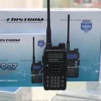 Handy Talkie HT Firstcom FC 27 Water Proof dual band