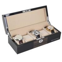 Jual BillStone Oxford - 5 Watches - Watch Box / Kotak Jam / Tempat Jam Murah