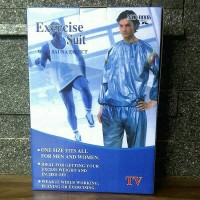 Exercise Suit With Sauna Effect