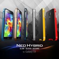 Sgp Spigen Aksesoris/Case/Casing Samsung Galaxy S4/S5 Neo Hybrid Armor