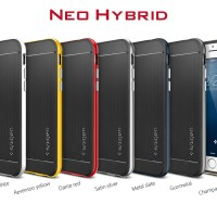 iPhone 6+/6s+/6/6s Plus Neo Hybrid Sgp Spigen Armor Slim Case/Casing