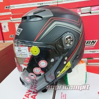 harga Helm Nolan N44 Evo Como Flat Black Multy Model not Zeus Shark Arai INK Tokopedia.com