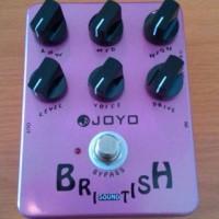 Joyo British Sound, Marshall Preamp Pedal