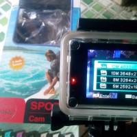 Kamera Kogan Action Sport Non Wifi 12 Megapixels