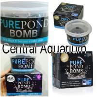PURE POND BOMB BACTERIA
