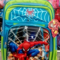 Tas Anak Spiderman