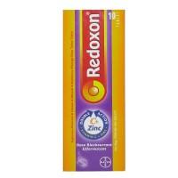 Bayer Redoxon Tablet Suplemen Blackcurrant Isi 10