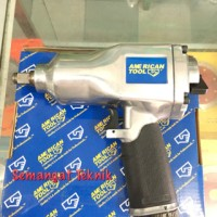 "BOR AIR IMPACT WRENCH 1/2"" Inch AMERICAN TOOL"
