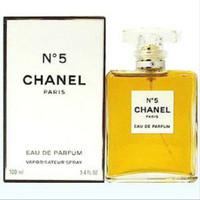 Chanel No. 5 Women EDP 100ml Original