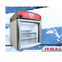 Fr 80 A-1 Premium Up Right Glass Door Freezer / Showcase Ice Cream