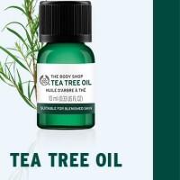 The Body Shop Skincare: Diskon 10% TEA TREE OIL