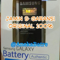 Jual ORIGINAL 100% Baterai Batre Batere Battery Samsung Galaxy S5 I9600 ORI Murah