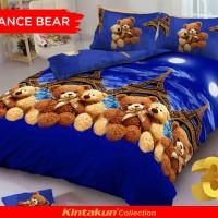 Bed Cover set Kintakun D'luxe Queen 160 / King 180 FANCE BEAR