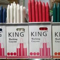 Crayon marking Nakamichi
