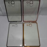 Chrome Fs Samsung Tab A 7 Inch 2016 T280 - Softshell Pinggirannya Kare