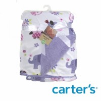 Jual CARTERS - SELIMUT BAYI CARTER'S DOUBLE FLEECE BLANKET / CARTER Murah