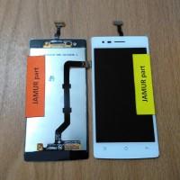 LCD OPPO R1201/OPPO NEO 5 WHITE (fullset)