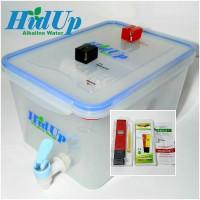 Mesin Air Alkali Kangen Water HIDUP plus pH meter ATC 2011