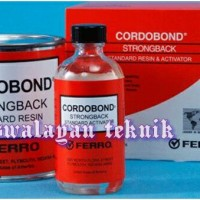 cordobond strong back sealer red,cordobond merah putty