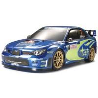 51289 Tamiya Subaru Impreza WRC 07 Body Set