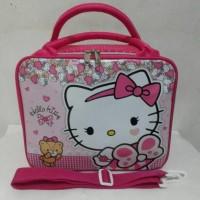 Jual Travel Bag / Tas Jalan Anak Spon Hello Kitty TBS10HK Murah
