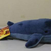 Boneka Ikan Paus Biru