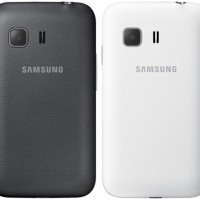 Back Cover Samsung G130 Galaxy Young 2 New White Ori 903136