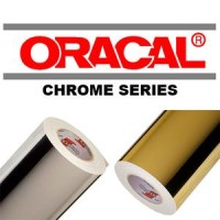 Sticker Oracal 651 Gloss (Silver, Gold & Copper)