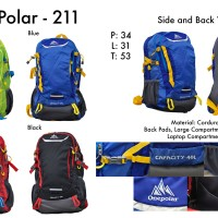 One Polar Tas Ransel Hiking 211