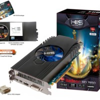 HIS Radeon HD 7850 Fan 2GB DDR5