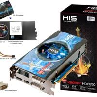 HIS Radeon 6850 Fan 1GB GDDR5