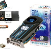 His Radeon HD 7870 ICEQ 2GB DDR5 256 BIT
