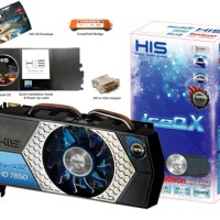 HIS Radeon HD 7850 IceQ X Turbo 1GB DDR5