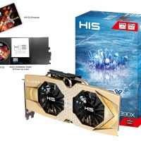 HIS Radeon HD R9 390X ICEQ X2 OC 8G DDR5