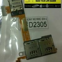 harga Sony Xperia M2 D2305 Flexible Sim Card Simcard Dual Sim Tokopedia.com