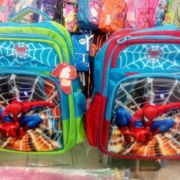 Tas Anak Spiderman by ALTO / jamin asli 100%