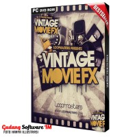 Vintage Movie FX | Edit Video Menjadi Jadul