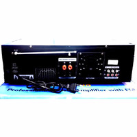 Power Ampli Fier Ealsem Es 368 Sd Card / Usb / Radio / Equaliser AIYB