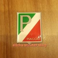 Emblem P/ Italy 2 Vespa LX/S/LXV/Primavera/Sprint/GTS/New Px