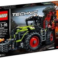 Lego 42054 : Claas Xerion 5000 Trac Vc