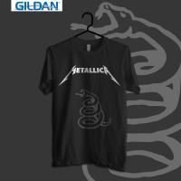 Original Kaos Band Gildan - Metallica - Metallica