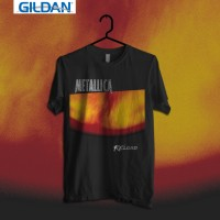 Original Kaos Band Gildan - Metallica Reload