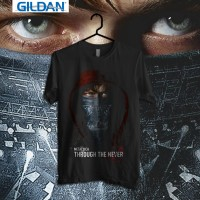 Original Kaos Band Gildan - Metallica Trough The Never