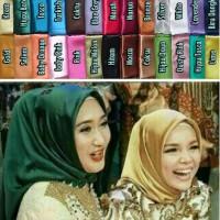 Segiempat Satin Hijab
