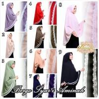 Khimar Syar'i Aminah Hijab Syar'i
