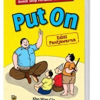 Komik Put On Edisi Pantjawarna Pantja Warna . Kho Wan Gie . Hardcover