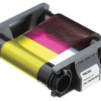 Ribbon Ymcko Id Card Printer Badgy 100